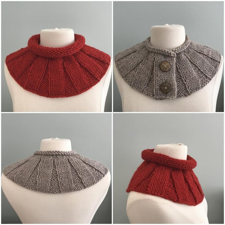 This pattern is a fabulous stash buster. The Downton Abbey Shoulder Cape is reminiscent of the post-Edwardian era and is a great fashion accessory as well as a practical garment.  It is strategically sized to provide warmth where needed the most without adding extra length and bulk.  The Downton Abbey Cape can be worn over a shirt / sweater or under your coat.  Knit it in a variety of fibers such as a cotton blend for summer or a wool blend for winter.    The pattern provides two options...