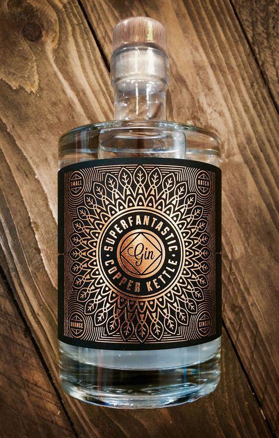 Superfantastic Copper Kettle Gin