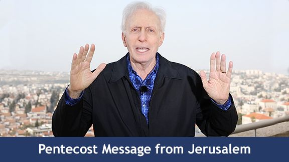Pentecost 2015 – Message from Sid | Sid Roth - It's Supernatural