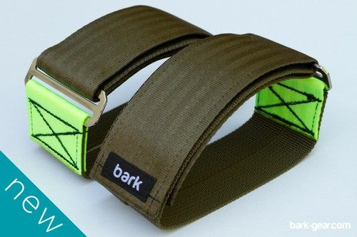 Pedal straps / UPGRADE COLOR - KHAKI LIME