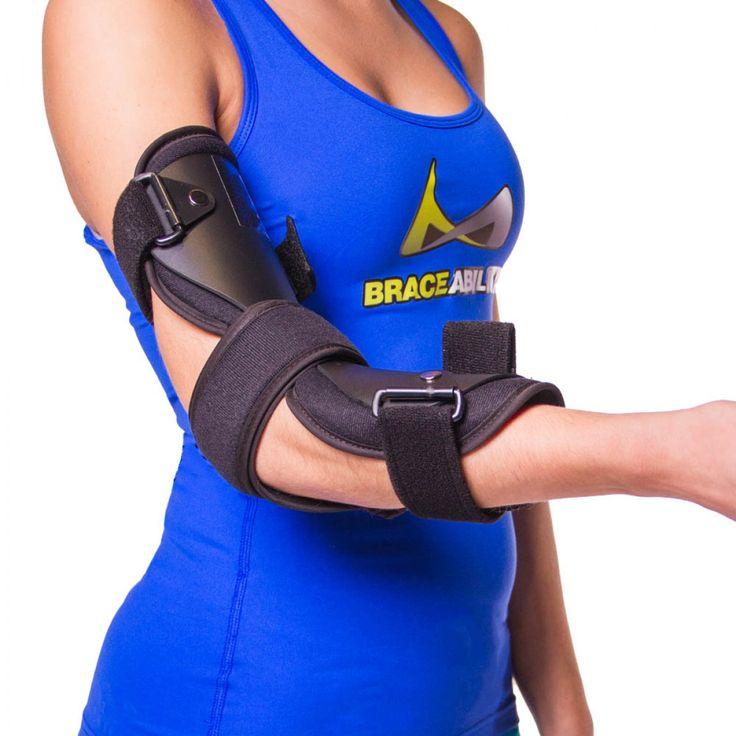 Cubital Tunnel Syndrome Elbow Brace for Ulnar Nerve