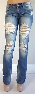 25  best ideas about Ripped jeans for women on Pinterest | Casual ...