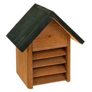 Lieveheersbeestje Huis, als ik deze ophang kruipen ze misschien niet allemaal in het hor van mijn (kantoor)kozijn.