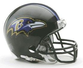 Baltimore Ravens Replica Mini Helmet w/ Z2B Face Mask $28.95 http://www.mysportsdecor.com/baltimore-ravens-mini-helmet-z2b-face-mask.html #baltimoreravens #baltimoreravensminihelmet