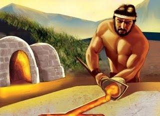 Edad de los metales: Cobre, Bronce y Hierro : Historia Universal