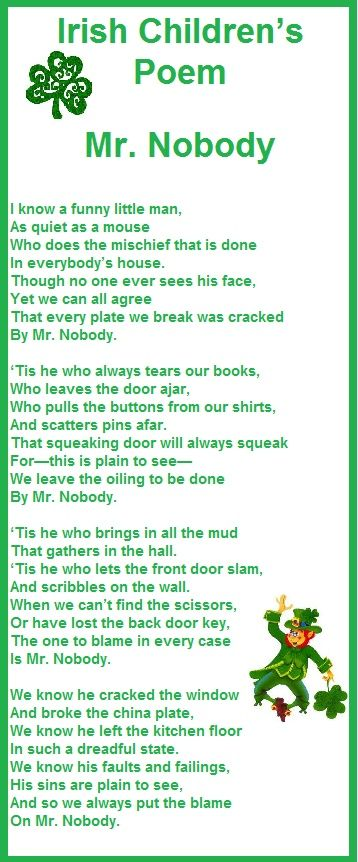 About St Patrick's Day Quotes | st patricks day poem well add these poems to the saint patricks day ...