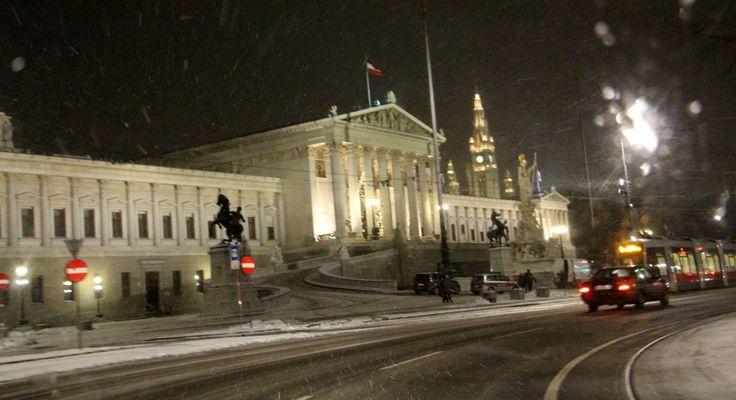 Parlament Wien!