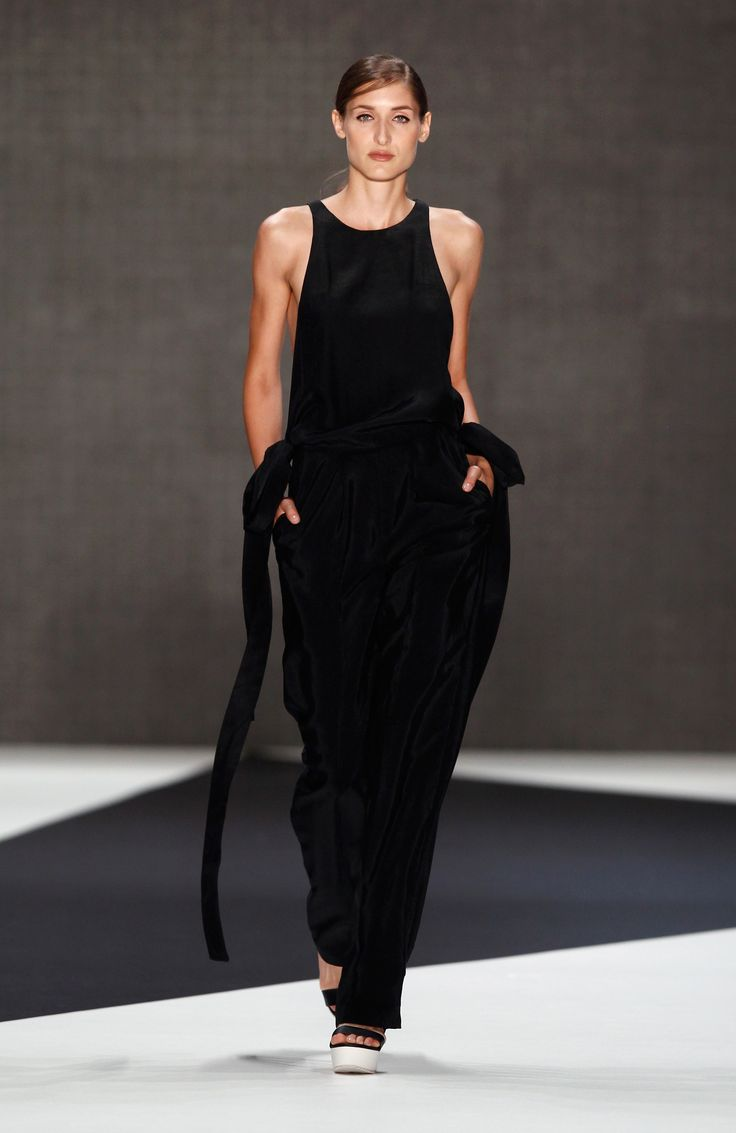 Look 8: Mantis Jumpsuit