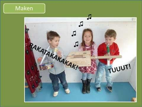 Nieuwsgierig? Graag! Muziekproject met kleuters. Pilot wetenschap en techniek voor kleuters