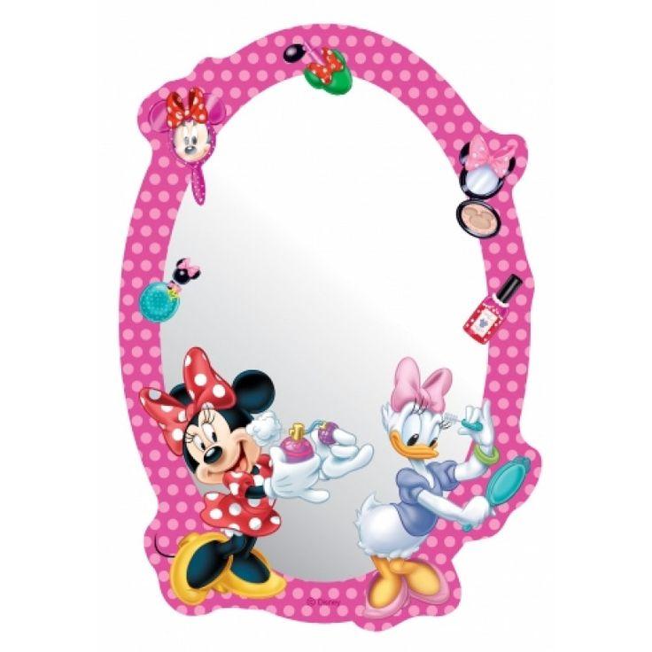 Minnie egér tükör