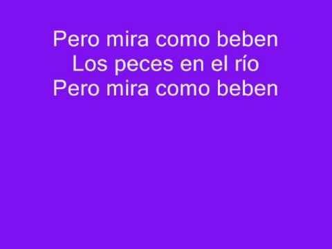 ▶ Los Peces En El Rio de RBD (lyrics) - YouTube