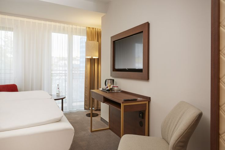 Neu renovierte Komfortzimmer im Hyperion Hotel Berlin