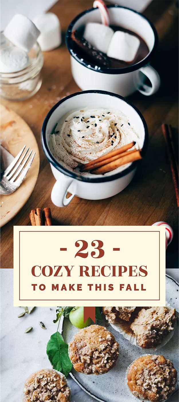 23 Recipes That Are Almost Too Cozy For Their Own Good