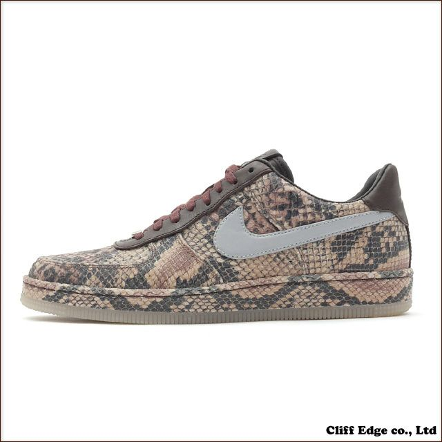nike air force 1 id pony hair animal print options at staples