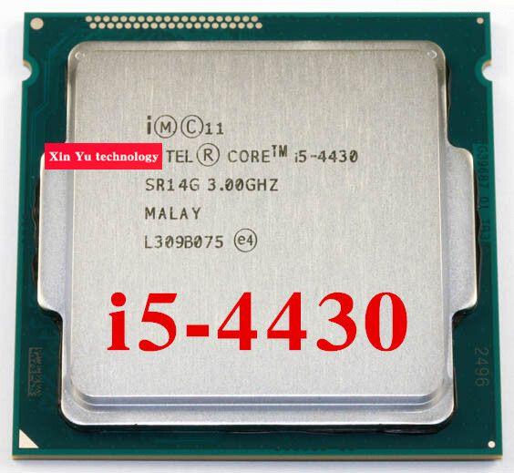 Core i5 4430 3.0GHz 6M SR14G Quad Core Four threads desktop processors Computer CPU Socket LGA 1150 pin