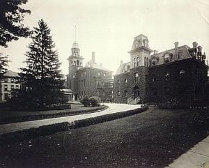 South Street Hospital, London, Ontario  -