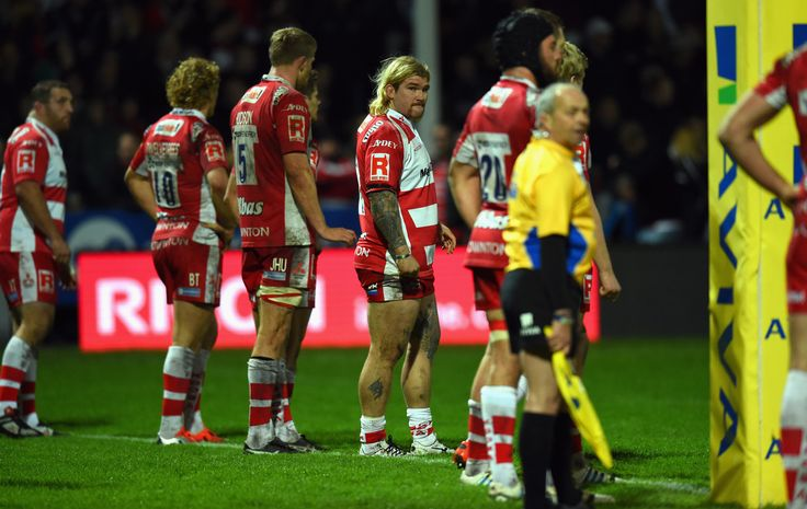 Richard Hibbard Photos: Gloucester Rugby v Harlequins