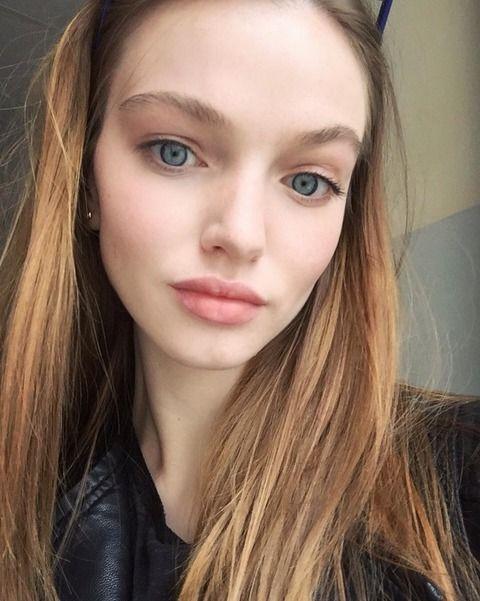 海外モデル Dasha Sergeeva インスタグラム : ただの海外モデル好きブログ