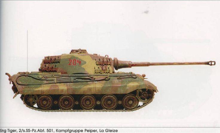https://flic.kr/p/rVEPFY | Tiger II