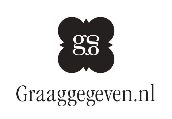 Logo en huisstijl design voor Graaggegeven.nl.
