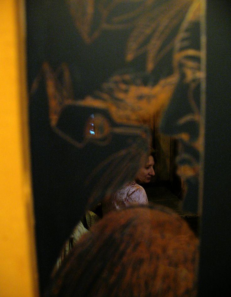 sticla gravata.oglinda madalinei.spate, detaliul2