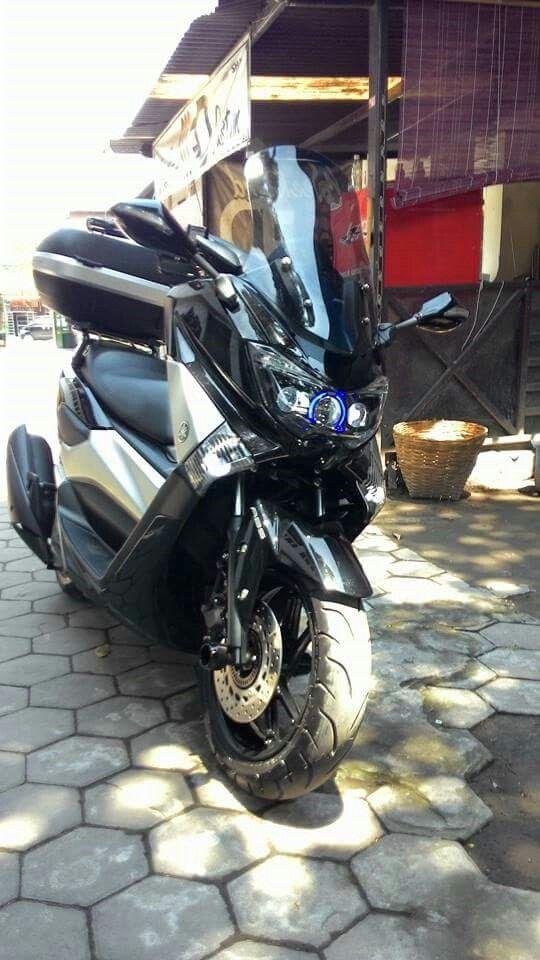 Yamaha N-Max WLC custom