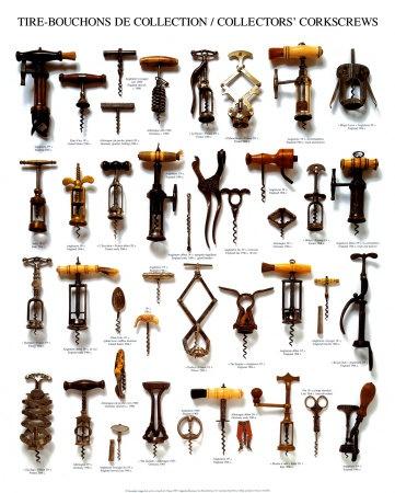 "Collectors' Corkscrews #corkscrews www.LiquorList.com ""The Marketplace for Adults with Taste!"" @LiquorListcom #LiquorList"