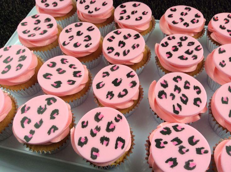 cupcakes pinterest leopards - photo #8