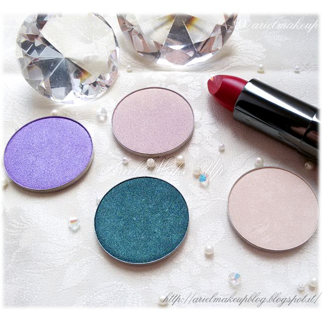 Ariel Make Up ~ Make Up & Beauty with a Princess Touch: ♕ Haul ♕ Nabla Cosmetics Butterfly Valley Collection ♕ {Swatches, Comparisons}
