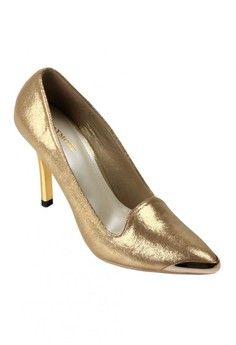 CLAYMORE  High Heels Claymore MZ - 22 Gold