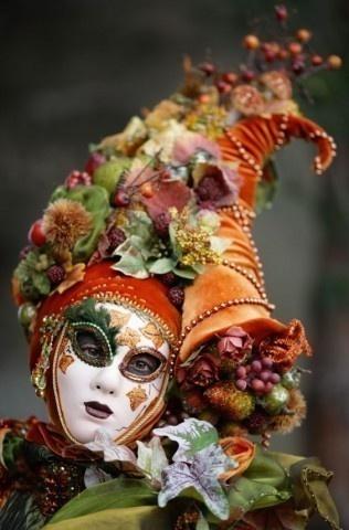 Harlequin:  #Harlequin, Carnival in Venice.