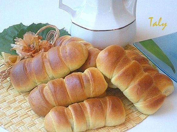 Rollini alla #Nutella - Soffici  panini dolci con #pastamadre, ripieni di #Nutella