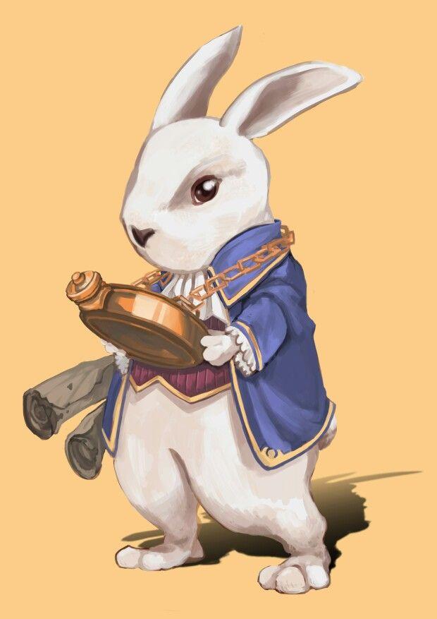 시계 토끼