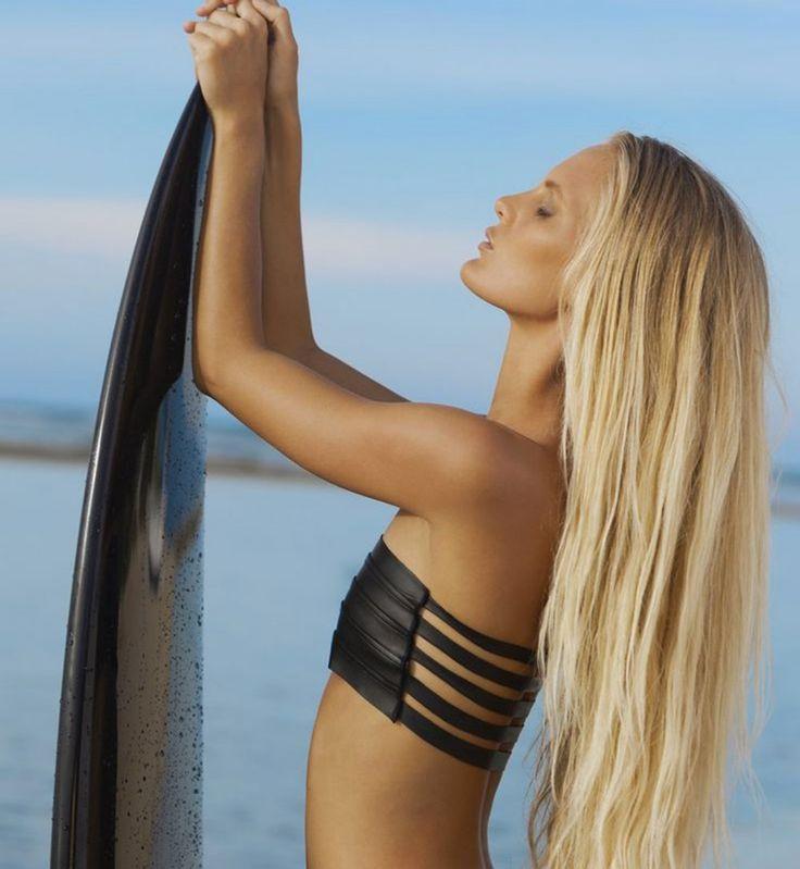 Beachy Hair Comment Avoir Des Cheveux De Surfeuse