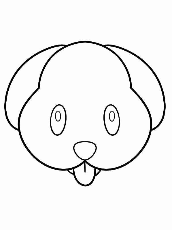 Unicorn Emoji Coloring Page Inspirational Unicorn Emoji Coloring Pages At Getcolorings Emoji Coloring Pages Dog Emoji Coloring Pages For Kids