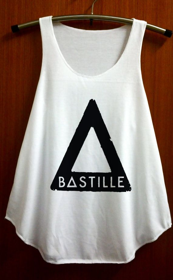 Bastille Shirts Bastille Band Shirts Tank Top TShirt by ABBEYSTORE, $14.99