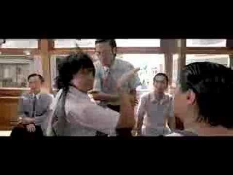 Kung Fu Hustle - trailer 2004 MOVIE. CARTOON STYLE. PREDECESSOR...