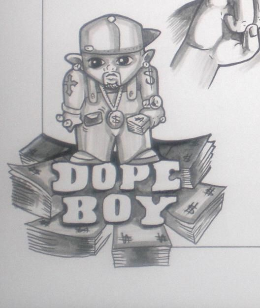Dope Boy Tattoos Saint tattoo knoxville: dope tattoos designs