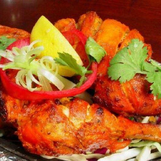 Tandoori Chicken * India at Your Home *