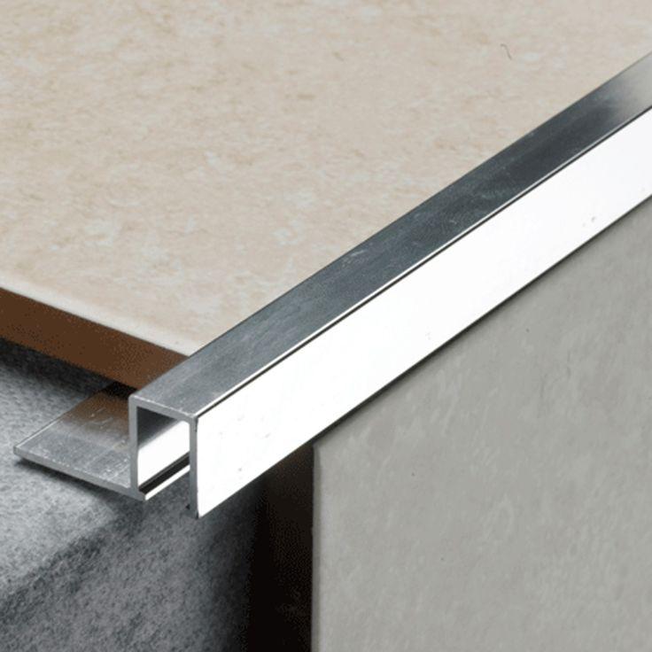 9 best tile trims seals images on pinterest tile trim. Black Bedroom Furniture Sets. Home Design Ideas