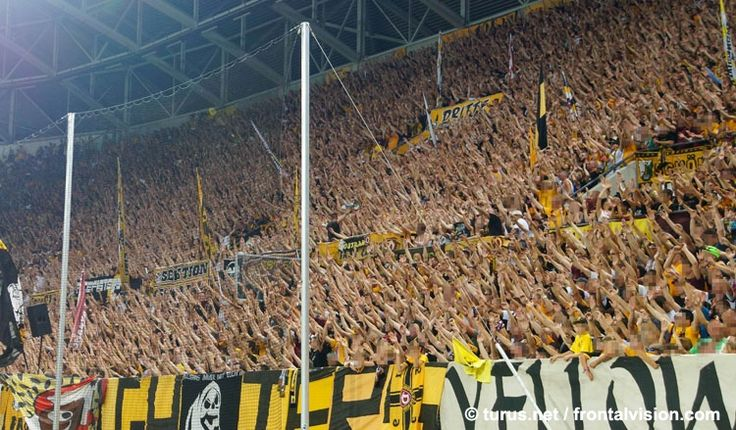 SG Dynamo Dresden vs. FC Rot-Weiß Erfurt
