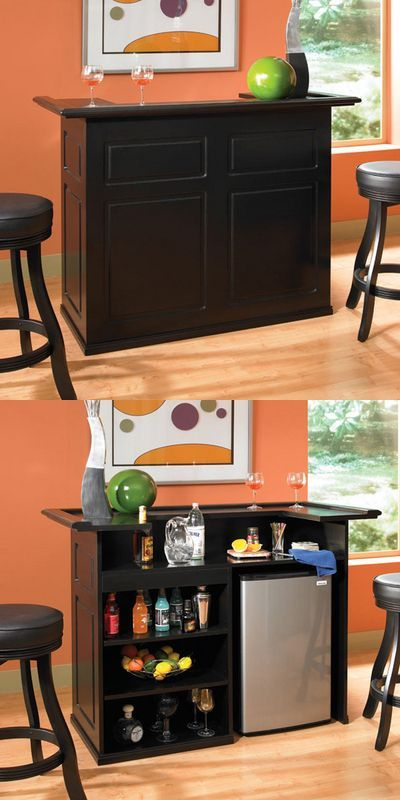 Cordell Bar By Leisure Select High Quality Home Bars And Bar Stools