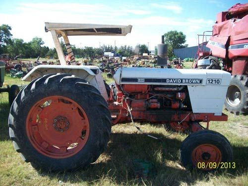 28 best David Brown tractors images on Pinterest   Old