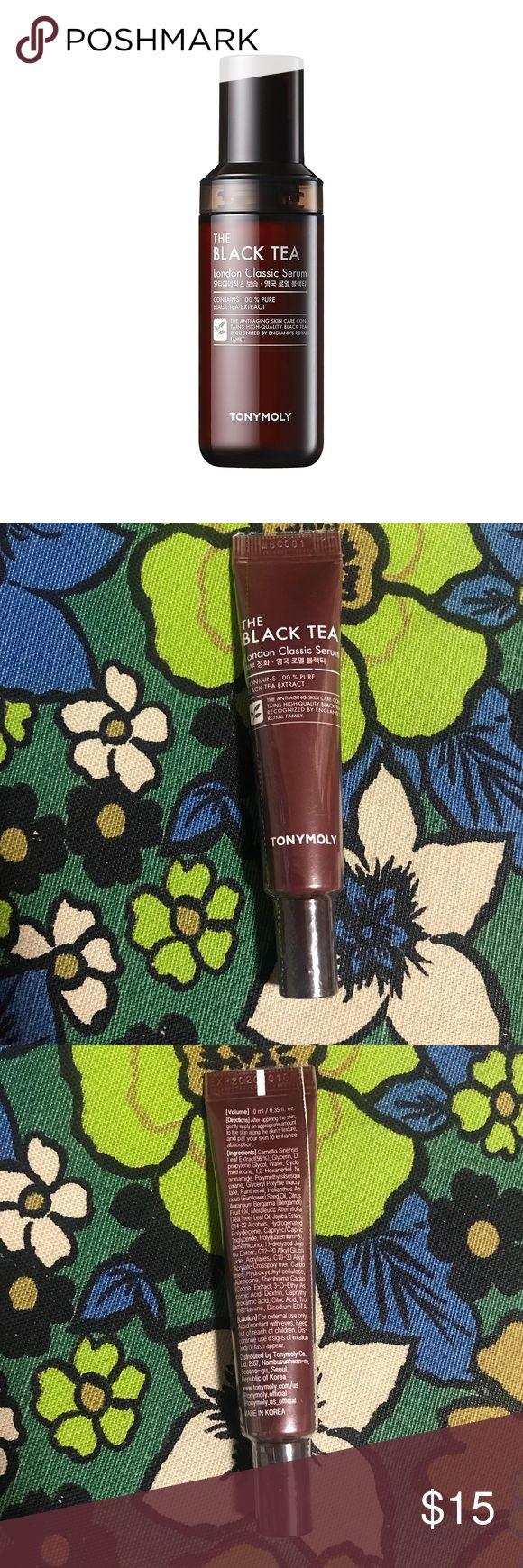 Tony Moly Black Tea Serum Sephora makeup, Perfect makeup