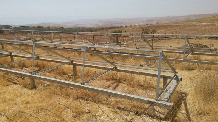 Israel seizes solar panels donated to Palestinians by Dutch government | The Independent