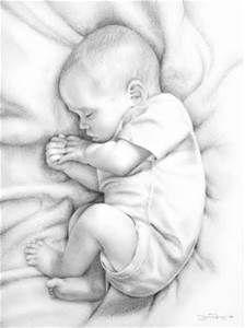 pencil sketch baby jesus - Bing Images
