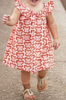 Tutorial: Butterfly Dress for little girls · Sewing   CraftGossip.com