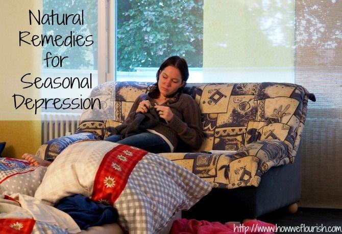 Natural Depression Remedies   How We Flourish