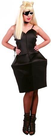 Disfraz de Lady Gaga para mujer
