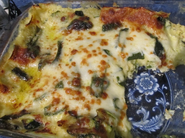 Corn and Pablano Lasagna. My husband said this is one of the best things I've ever made!    http://www.foodnetwork.com/recipes/marcela-valladolid/corn-and-poblano-lasagna-2-recipe/index.html